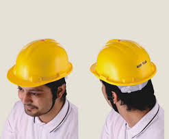 Safety Helmet ALKO Plus APS 51 Plastic Grip