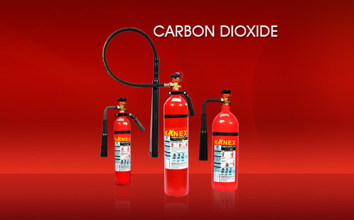 CO2 type Fire Extinguishers