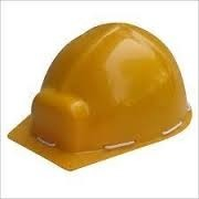 Safety Helmet Commercial / Labour Plastic Grip