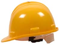 Safety Helmet Plastic Grip