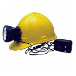 Safety Helmet with Head Light