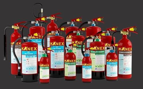Fire Extinguisher Kanex Brand
