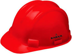 Safety Helmet Rachet Type ISI Mark KARAM