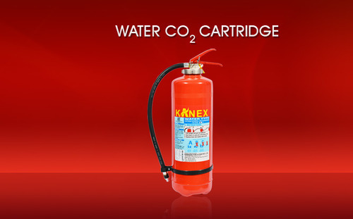 Water CO2 Cartridge Fire Extinguisher