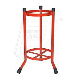 FIRE EXTINGUISHER PORTABLE STAND